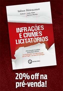 Infrações e Crimes Licitatórios