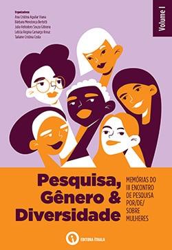 Pesquisa, Gênero e Diversidade - Volume I